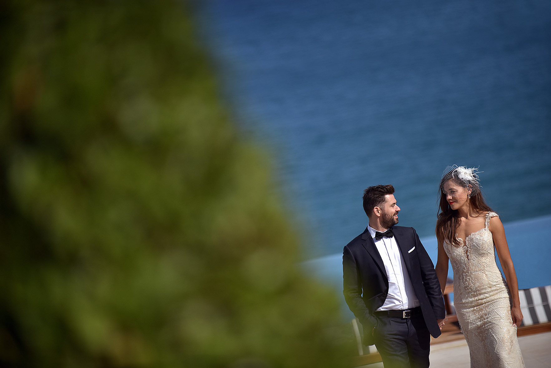fine-art-photography-wedding-Cavo Olympo-pool