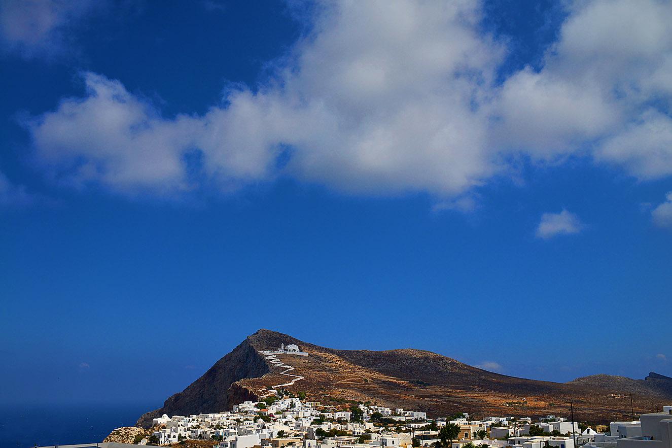 Folegandros greek Islang